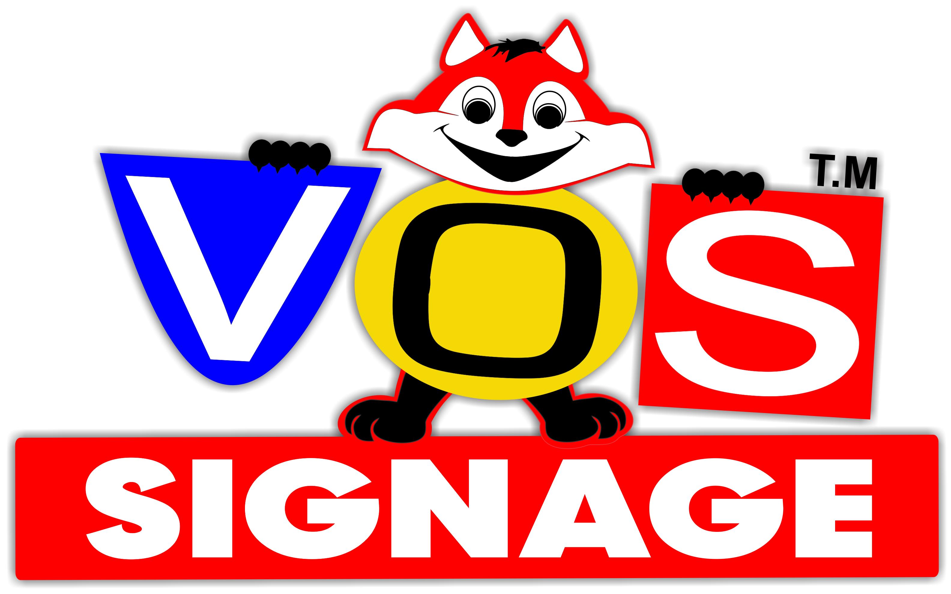 VOS Signage™